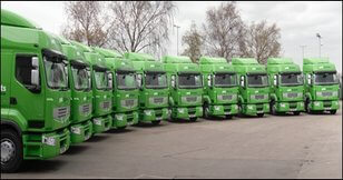 Enviro GY Green Trucks